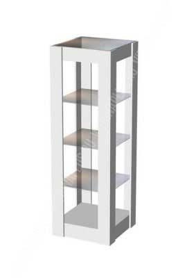 Вертикальная витрина стойка ОВБ-60